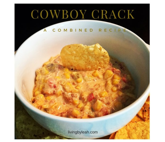 A Combined Recipe for Cowboy Crack Dip