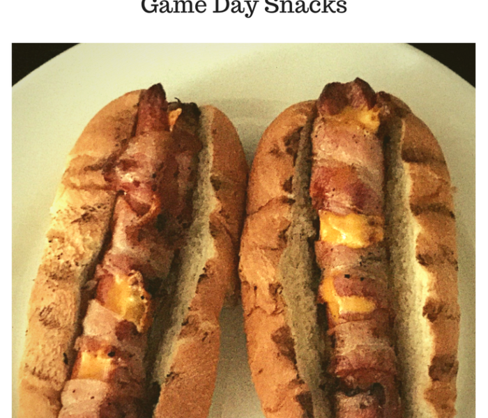 Game Day Snack Recipe: Texas Tommies